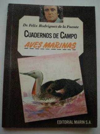 Aves marinas. Cuadernos de campo, nº 34 - Ver os detalles do produto