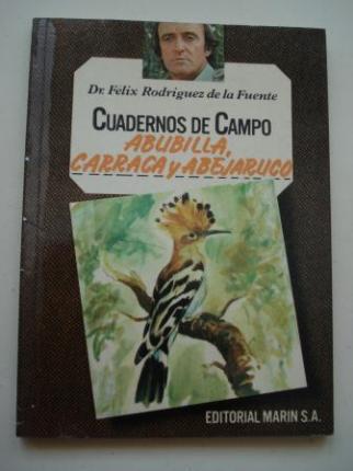 Abubilla, carraca y abejaruco. Cuadernos de campo, nº 35 - Ver os detalles do produto