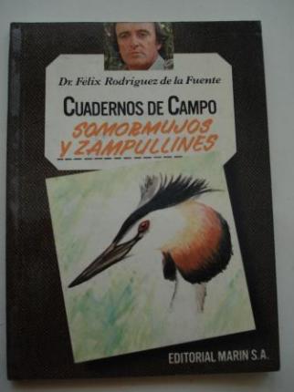Somormujos y zampullines. Cuadernos de campo, nº 40 - Ver os detalles do produto