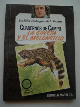 La gineta y el meloncillo. Cuadernos de campo, nº 39 - Ver os detalles do produto