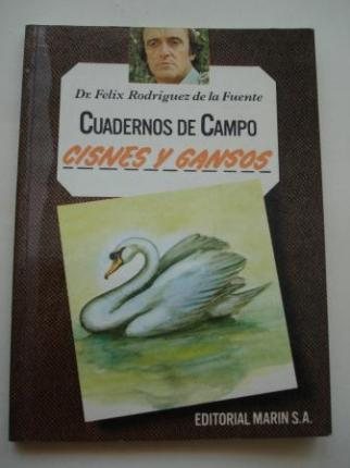 Cisnes y gansos. Cuadernos de campo, nº 48 - Ver os detalles do produto