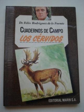 Los cérvidos. Cuadernos de campo, nº 51 - Ver os detalles do produto