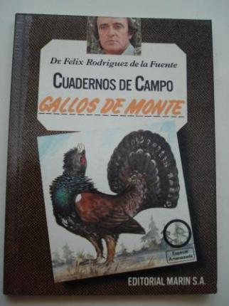 Gallos de monte. Cuadernos de campo, nº 54 - Ver os detalles do produto