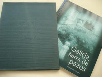 Galicia, tierra de pazos (Textos en galego-español-english) - Ver os detalles do produto