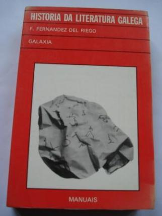 Historia da Literatura Galega - Ver os detalles do produto