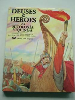 Ver os detalles de:  Deuses e heroes da mitoloxía viquinga
