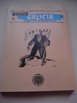 Ver os detalles de:  NUEVA GALICIA. Portavoz de los antifascistas gallegos. Edición facsímil