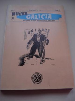 NUEVA GALICIA. Portavoz de los antifascistas gallegos. Edición facsímil - Ver os detalles do produto