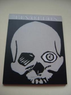 Ver os detalles de:  Linóleos. Escola Linoleísta de Pontevedra. Catálogo Exposición