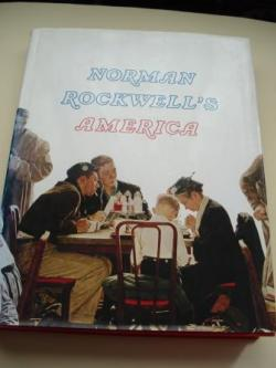 Ver os detalles de:  Norman Rockwell´s America (Texts in english)