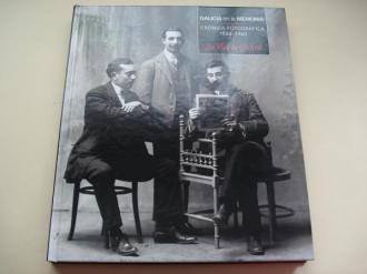 Galicia en la memoria. Crónica fotográfica 1882-1960. Álbum + 1ª entrega de láminas + Folleto promocional - Ver os detalles do produto