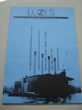 LUZES DE GALIZA. Nº 12. 1988 - Ver os detalles do produto