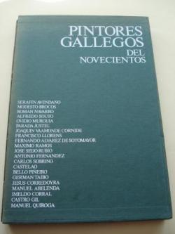 Ver os detalles de:  Pintores gallegos del Novecientos