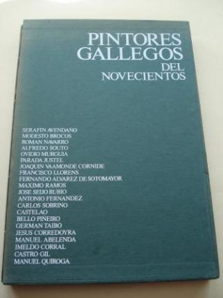 Pintores gallegos del Novecientos - Ver los detalles del producto