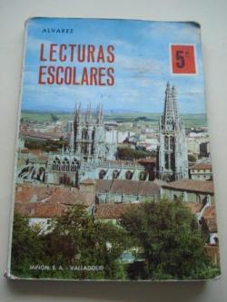 Ver os detalles de:  Lecturas escolares Álvarez 5º curso (1969)