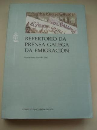 Repertorio da prensa galega da emigración - Ver os detalles do produto
