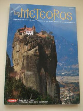 Los Meteoros. Historia de los monasterios y de la vida monástica. Conmemoración de los 600 años - Ver os detalles do produto