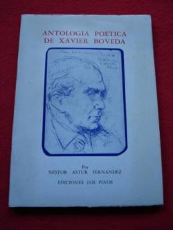 Ver os detalles de:  Antología poética de Xavier Bóveda