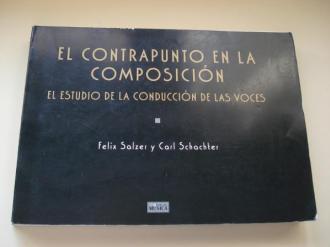 El contrapunto en la composición. El estudio de la conducción de las voces - Ver os detalles do produto