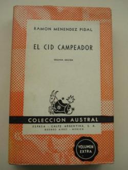 Ver os detalles de:  El Cid Campeador