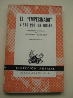 Ver os detalles de:  El `Empecinado´visto por un inglés (Traducción y prólogo de Gregorio Marañón)