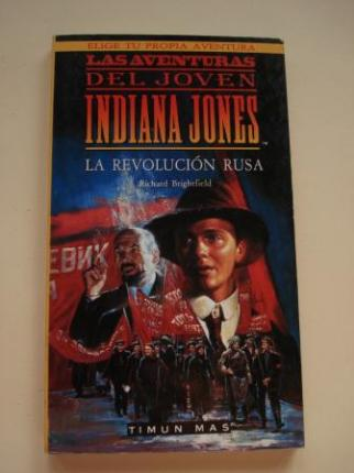 Las aventuras del joven Indiana Jones, nº 3: La revolución rusa (Elige tu propia aventura) - Ver os detalles do produto