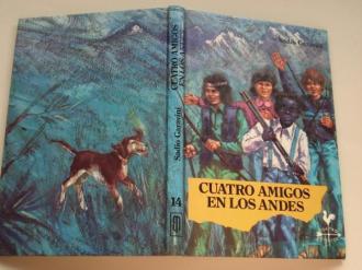 Cuatro amigos en los Andes - Ver os detalles do produto