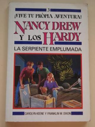 Nancy Drew y los Hardy. La serpiente emplumada (¡Vive tu propia aventura!, 3) - Ver os detalles do produto