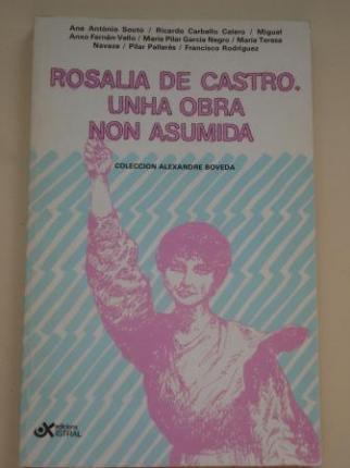 Rosalía de Castro. Unha obra non asumida - Ver os detalles do produto
