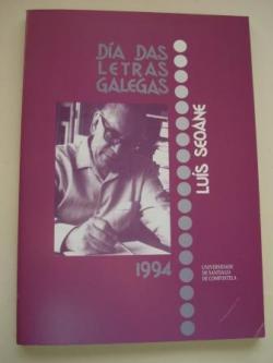Ver os detalles de:  Luís Seoane (1910-1979). Día das Letras Galegas 1994. Edición facsímil de Fardel de eisilado (Ilustrado por Seoane)