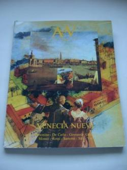 Ver os detalles de:  A & V. Monografías de Arquitectura y Vivienda. Núm. 8 (1986): Venecia Nueva. Aymonino-De Carlo-Girouard-Gragotti-Moneo-Rossi-Samonà-Siza-Valle