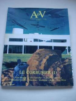 Ver os detalles de:  A & V. Monografías de Arquitectura y Vivienda. Núm. 9 (1987). LE CORBUSIER (I)