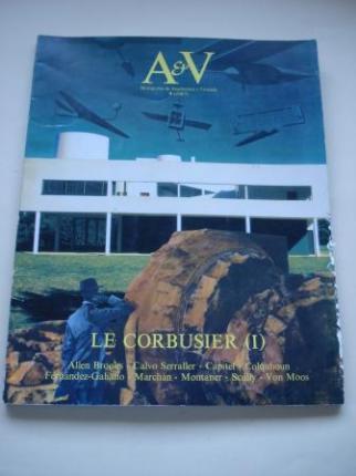 A & V. Monografías de Arquitectura y Vivienda. Núm. 9 (1987). LE CORBUSIER (I) - Ver los detalles del producto