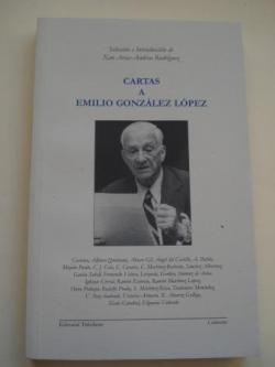 Ver os detalles de:  Cartas a Emilio González López (Selección e introducción de Xan Arias-Andreu Rodríguez)