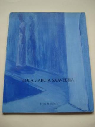 LOLA GARCÍA SAAVEDRA. Pinturas. Catálogo Exposición Casa da Parra, Santiago de Compostela, 1993 - Ver los detalles del producto