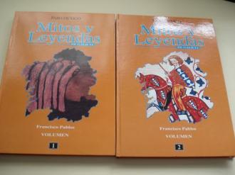 Mitos y leyendas de Galicia. 3 tomos (Completa) - Ver os detalles do produto