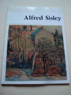 Ver os detalles de:  ALFRED SISLEY (Texto en español)