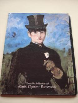 Ver os detalles de:  Colección de 21 láminas del Museo Thyssen-Bornemisza