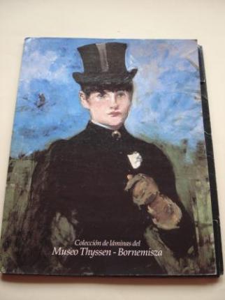 Colección de 21 láminas del Museo Thyssen-Bornemisza - Ver los detalles del producto