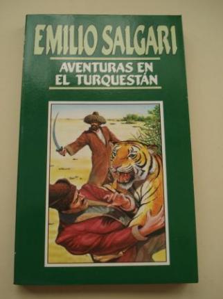 Aventuras en el Turquestán (Nº 36) - Ver os detalles do produto