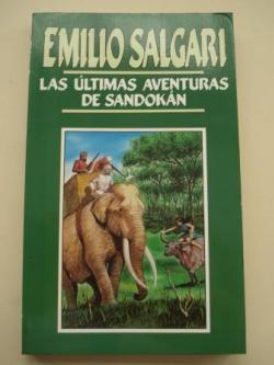 Ver os detalles de:  Las últimas aventuras de Sandokán (Nº 40)