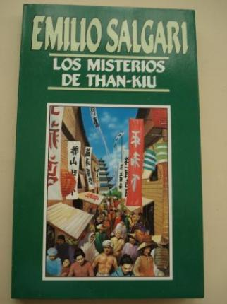 Los misterios de Than-Kiu (Nº 45) - Ver os detalles do produto