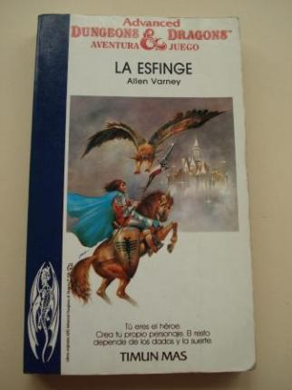 La esfinge. Advanced Dungeons & Dragons. Aventura Juego, nº 14 - Ver os detalles do produto