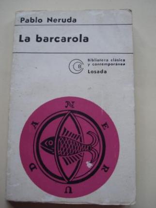 La barcarola - Ver os detalles do produto