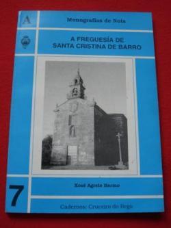 Ver os detalles de:  A freguesía de Santa Cristina de Barro