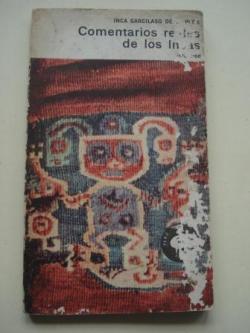Ver os detalles de:  Comentarios reales de los Incas (Selección)