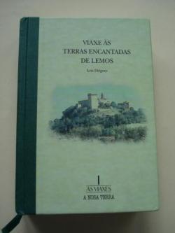 Ver os detalles de:  Viaxa ás terras encantadas de Lemos