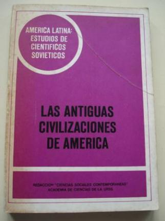 Las antiguas civilizaciones de América. América Latina. Estudios de científicos soviéticos (4) - Ver os detalles do produto