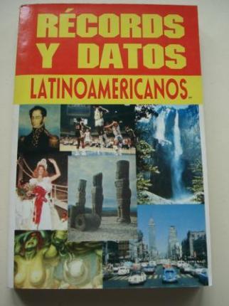 Récords y datos latinoamericanos (Geografía, historia, literatura, música, pintura...) - Ver los detalles del producto