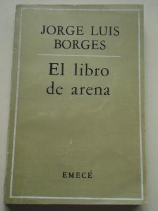 El libro de arena (1ª edición) - Ver os detalles do produto
